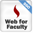 Web for Faculty